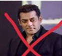 Salman Threatned