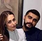 arjun and malikaaa