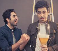 ayushmann and his brother