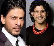 farhan and Shah Rukh