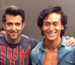 hrithik and tiger