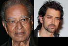 j om prakash and Hrithik