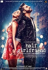 poster of half girlfriend