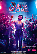 poster of munna michael