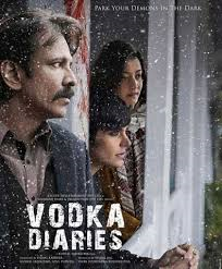 poster of vodka diaries